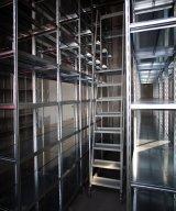 Rack, model MAT - galvanized, loading capacity from 90-180kg