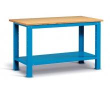 Radionički stol 150x75 cm, sa policom