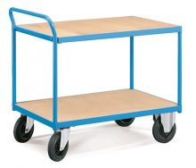 Transportna kolica sa 2 platforme 1095x700mm