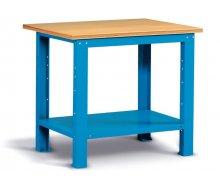 Radionički stol 103x75 cm, sa policom