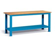 Radionički stol 200x75 cm, sa policom