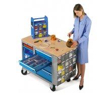 Mobilni radni stol, model FCBH 430 S1
