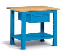 Radionički stol 103x75 cm, sa ladicom i policom