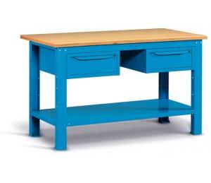 Radionički stol 150cm sa 2 ladice