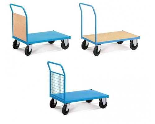 Plateau cart