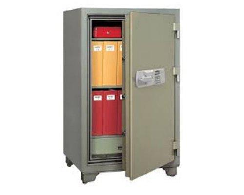 Fireproof cabinet, electronic code lock, model BS-T1200