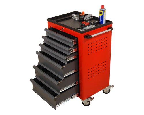 Tool cart AK MAT 2, 6 drawers