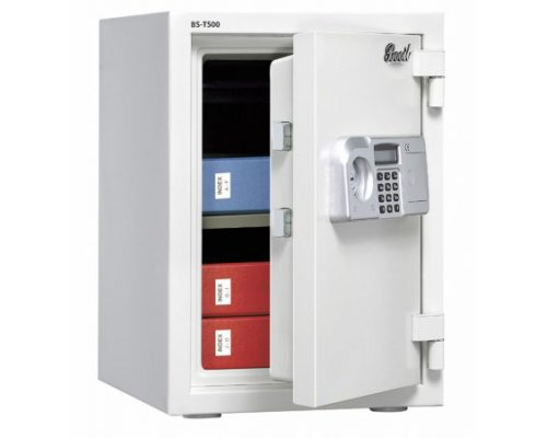 Fireproof cabinet, electronic code lock, model BS-T500