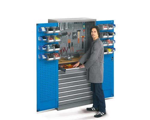 Tool cabinet, type FAA 1403 S2