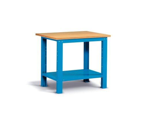 Workbench 102 cm with one shelf