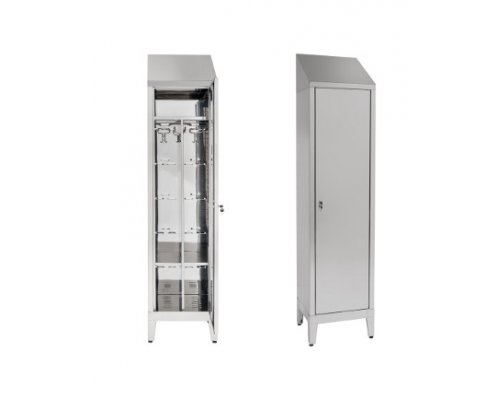 INOX Wardrobe cabinet
