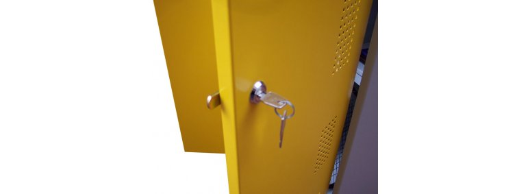 Locks for cabinets
