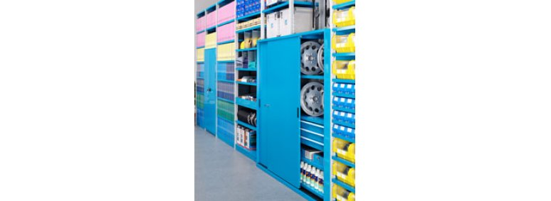 Cabinetes for tools
